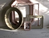 Rustic Romance Wall Art Decor. Shabby Cottage Picture Frames. Wedding Collection Frames from 3VintageHearts