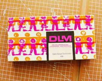 Coin Dominoes  Vintage DLM  No. 628