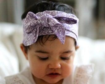 Paisley print Headscarf