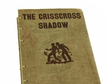 1953 HARDY BOYS Vintage Notebook Journal