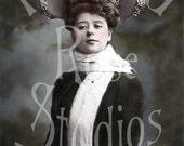 Laurene-Victorian/Edwardian Digital Image Download