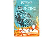 Poems for Counting, a Vintage Children's Book