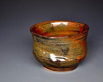 Pottery Tea Cup Stoneware Ceramic C