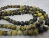 S300 Yellow Turquoise Beads Gemstone