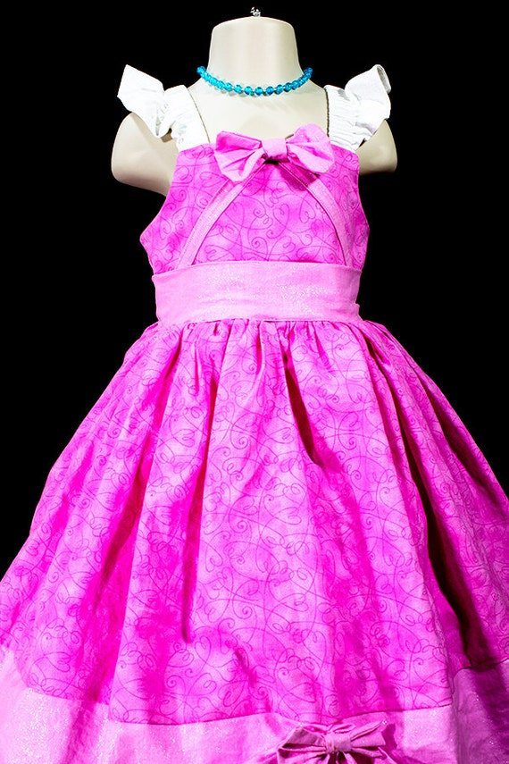 cinderella in pink dress - photo #48