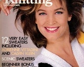 Vogue Knitting International SPRING SUMMER 1986