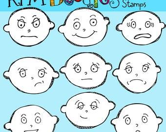 KPM Emotions Digital Stamps