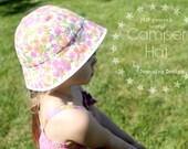 Camper Hat Digital Pattern