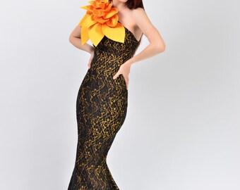 Izaura 3  Dress
