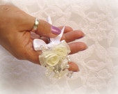 Wedding  Boutonniere Groom Flower Pin Corsage FOR MY MAN