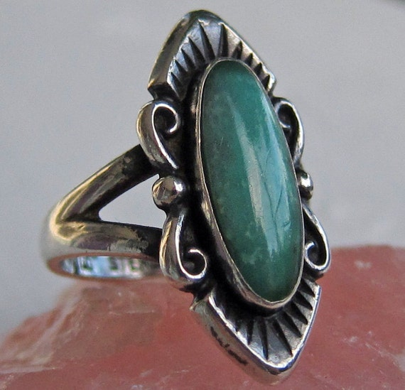 Bell Trading Post Thunderbird Ring