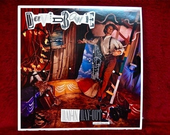 David Bowie - Tonight - 1984 Vintage Vinyl Record Album