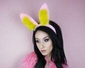 Feather Bunny Ears