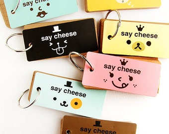 "Cute ""Smiles"" Notepad"