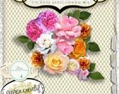 Rose Collection by Papier Creatif CU OK