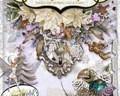 Frosty Holidays by Papier Creatif - Winter Kit Frosted Foliage