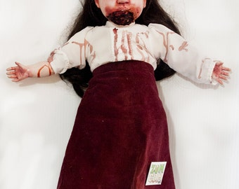 SALE! Baby Rots-a-Lot: zombie toddler 19-inch doll - Retiring soon LAST ONE!