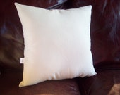 Handmade Pillow Insert by North Country Comforts - Pillow Cover Insert - Choose Your Size
