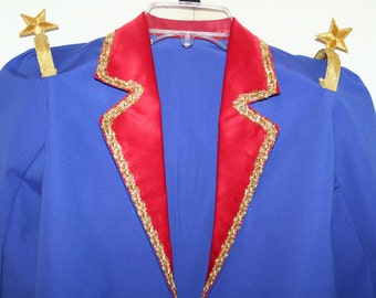Prince Jacket Costume - Sizes 4T to Adult