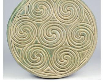 Celtic Triskal Tile