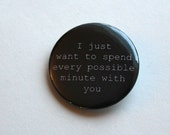 Every Possible Minute with you | Button