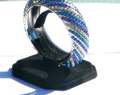 RHINESTONE hinge bracelet