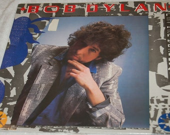 "Vintage Recording LP ""Empire Burlesque"" by Bob Dylan - Original"