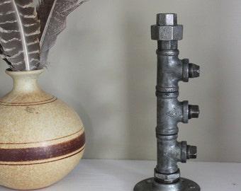 Single candle holder