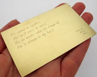 St anniversary card boyfriend etsy
