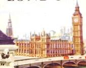 Vintage Ladybird London Guide