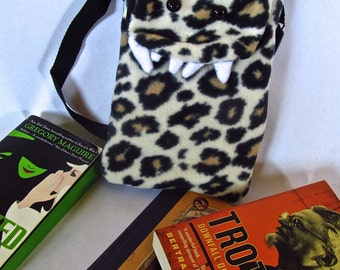 Leopard Book Eater