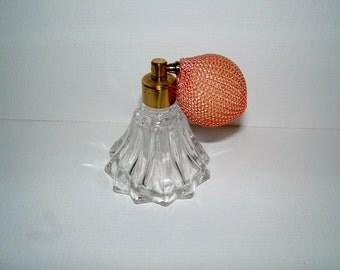 Vintage 1930s Perfume Bottle Vintage Perfume Bottle Vintage Atomiser Vintage Vanity Vintage Grooming