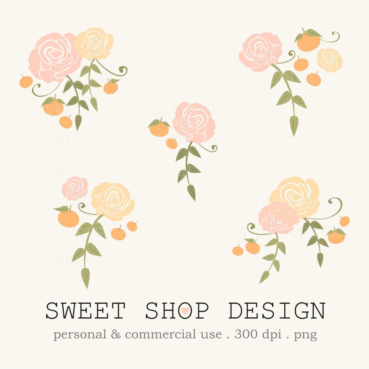 Rose Clip Art Flower Wedding Royalty Free