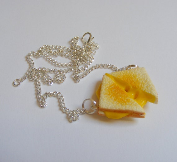 Food Jewelry Food Jewelry Grilled Cheese