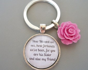 Bridal Shower Gift For Future Sister In Law : ... Sister In Law gift, bridesmaid gift, future sisterinlaw, wedding favor