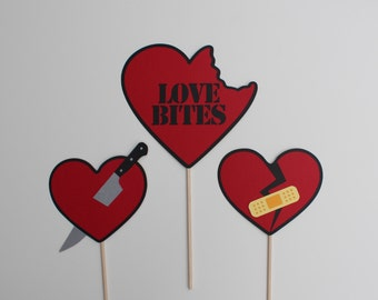 Best Anti Valentine's Day Photo Booth Props - Awesome Props for a Special Valentine's Day