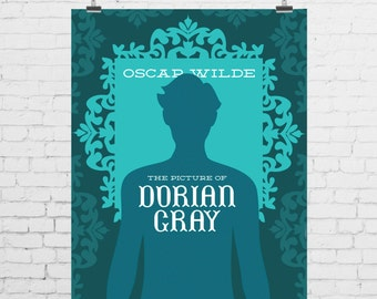 DIGITAL PRINT - The Picture of Dorian Gray by Oscar Wilde