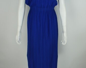 Vintage 1980's Wiggle Dress size S/M