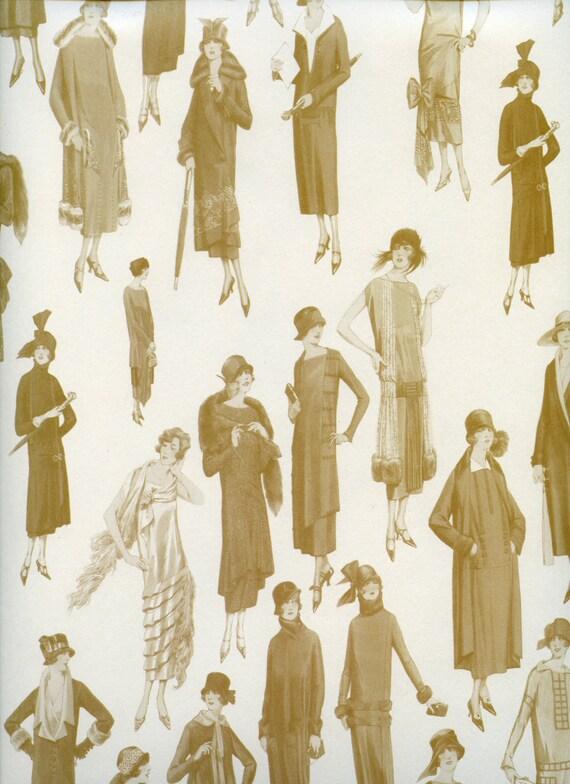 essay on 1920s fashion