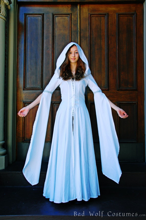 legend of the seeker kahlan confessor dress by badwolfcostumes