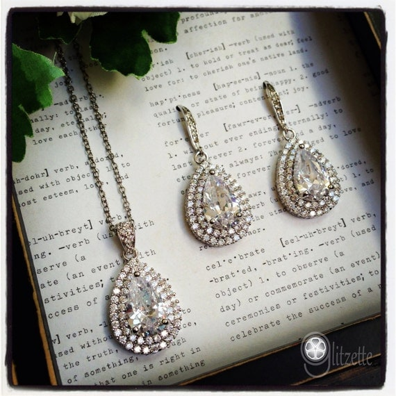 Mother Of The Bride Jewelry: Bridal Jewelry Set Wedding Jewelry Set Mother Of The