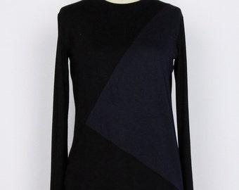 Geometry sweater