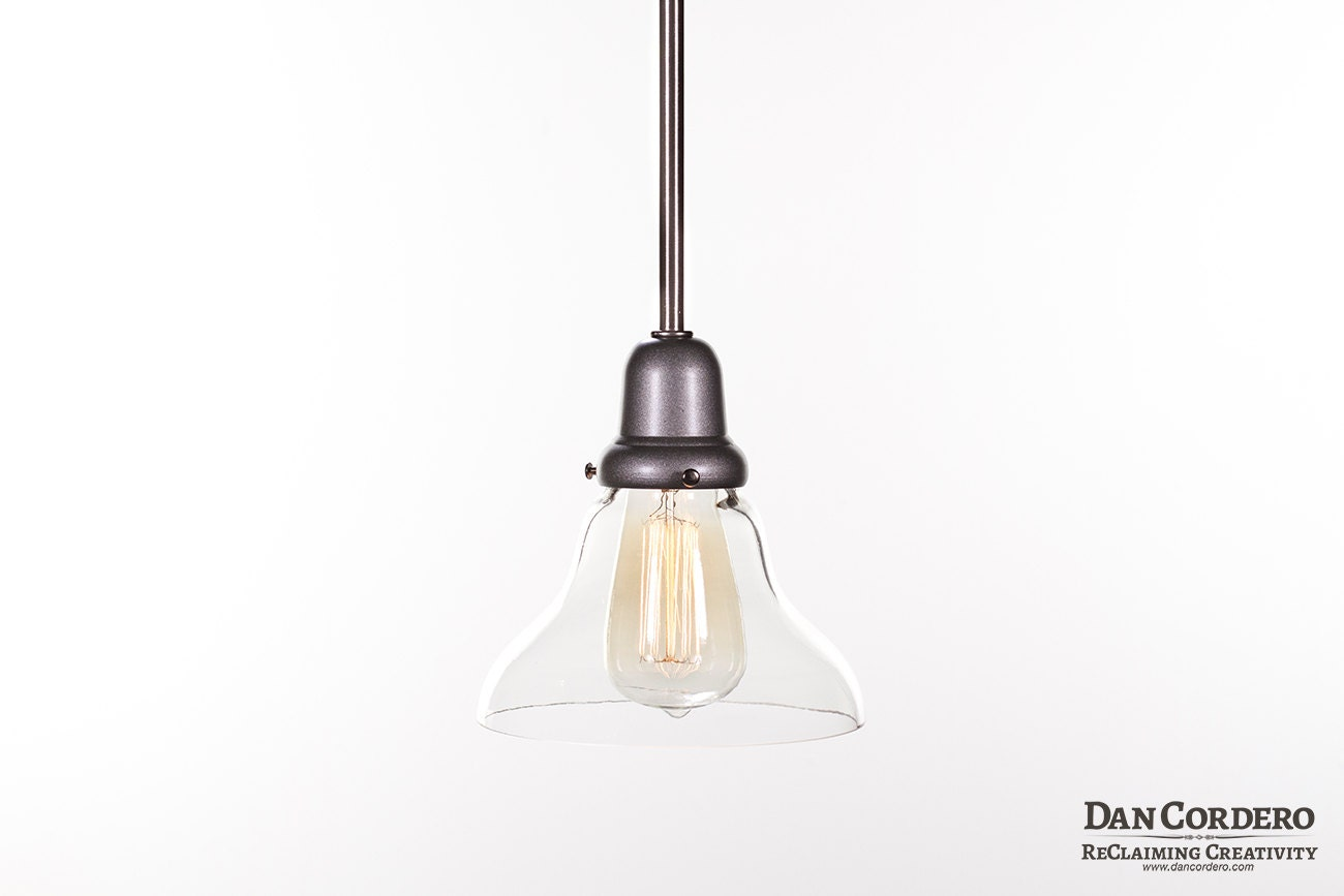 Hanging Light Bulb Fixture