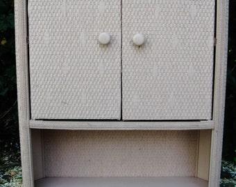 Popular Items For Vintage Wicker Shelf On Etsy