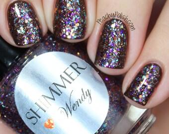 Shimmer Nail Polish - Wendy