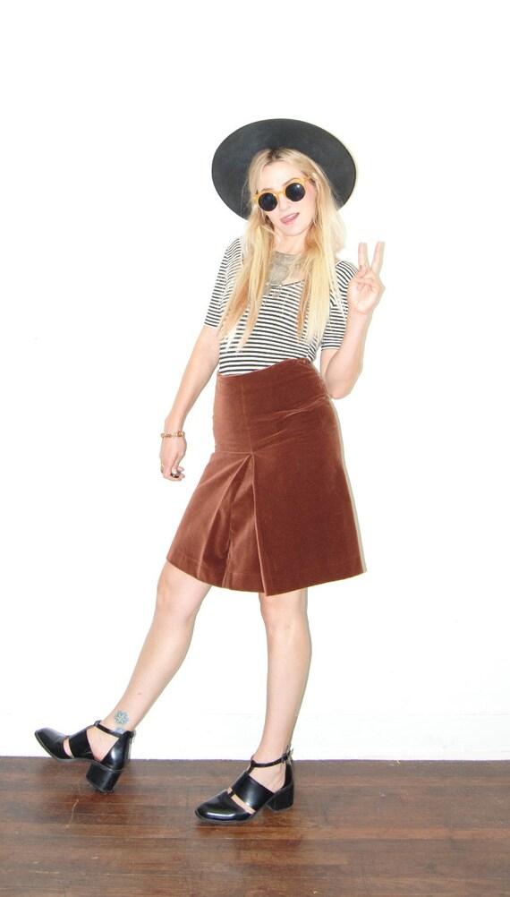 vintage 90s barneys new york skirt high west by