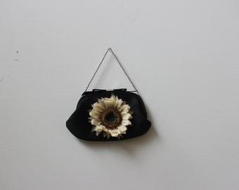 Big Sunflower Evening Bag