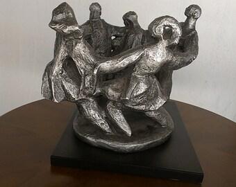 Vintage AUSTIN PRODUCTIONS BRUTALIST sculpture