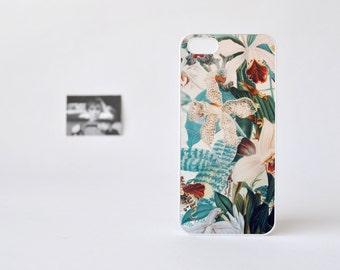 Floral iPhone Case - Floral Illustration iPhone Case - iPhone 5s Case - iPhone 5 Case - iPhone 4s Case - iPhone 4 Case
