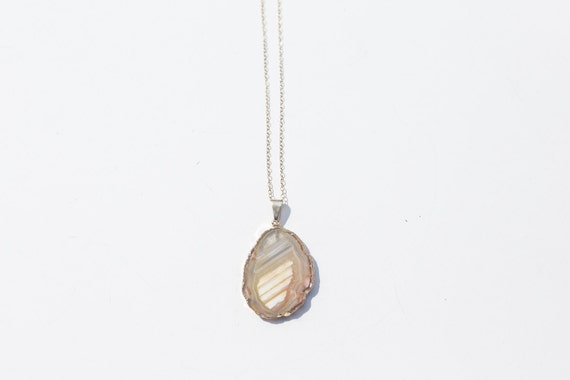 geode necklace,long agate necklace, agate necklace, natural necklace, Long Necklace, Agate Necklace , gold agate necklace